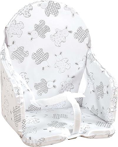 Top Coussins et housses pour chaises hautes selon les notes