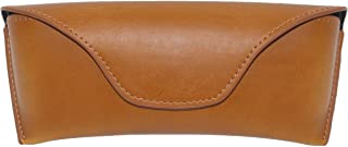 Fall Supply Co. - Vegan Leather Sunglasses Case for Men & Women Magnetic Clasp