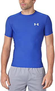 Men's HeatGear® Shortsleeve Compression T-Shirt