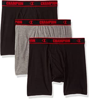Men's Cotton Performance Boxer Brief