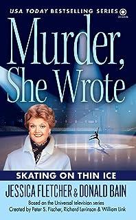 قتل ، او نوشت: اسکیت روی یخ نازک