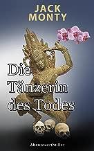 Die Tänzerin des Todes: Barkeeper und Gelegenheitsdetektiv Fabio Bennet – Band 3 (German Edition)