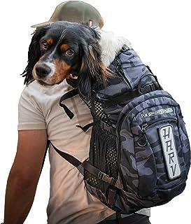 K9 Sport Sack   Dog Carrier Backpack for Small and Medium Pets   Front Facing Adjustable Dog Backpack Carrier   Fully Vent...
