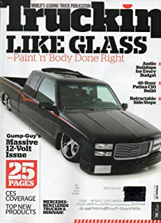 Truckin Vol 42 No 7 May 19 2016 Magazine WORLD'S LEADING TRUCK PUBLICATION MASSIVE 12-VOLT ISSUE 25 PAGES CES COVERAGE TOP NEW PRODUCTS
