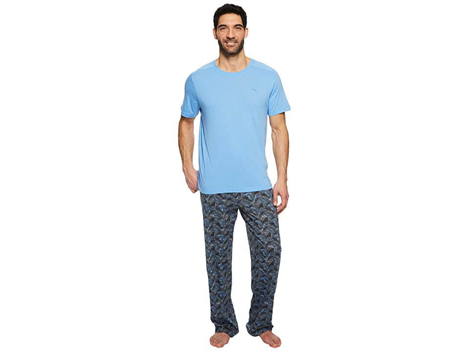 Tommy Bahama Holiday 2-Pack Short Sleeve Set (Palms in the Wind) Men