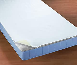 Biberna Sleep & Protect 0808316 Molton Edition (Waterproof) 1 x 100 x 200 cm, White