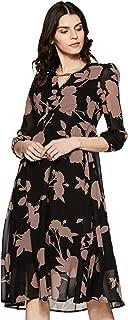 Harpa Women's A-Line Knee-Long Dress