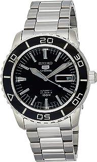 Reloj Analógico Automático para Hombre con Correa de Acero Inoxidable – SNZH55K1