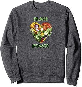 Vegan Vegetarian Sweatshirt