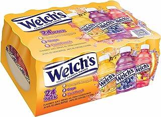 Welch's Juice Drink Variety Pack, 10 oz.- 24 pk. (pack of 2)