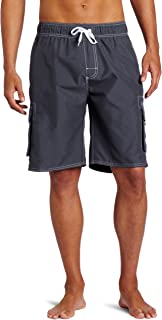 Kanu Surf Men's Barracuda Swim Trunks (Regular & Extended Sizes)