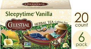 Best celestial sleepytime vanilla tea Reviews