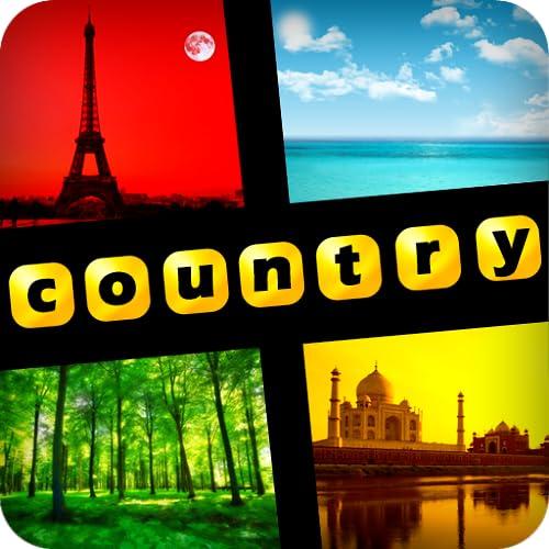 4 Bilder 1 Wort - Länder