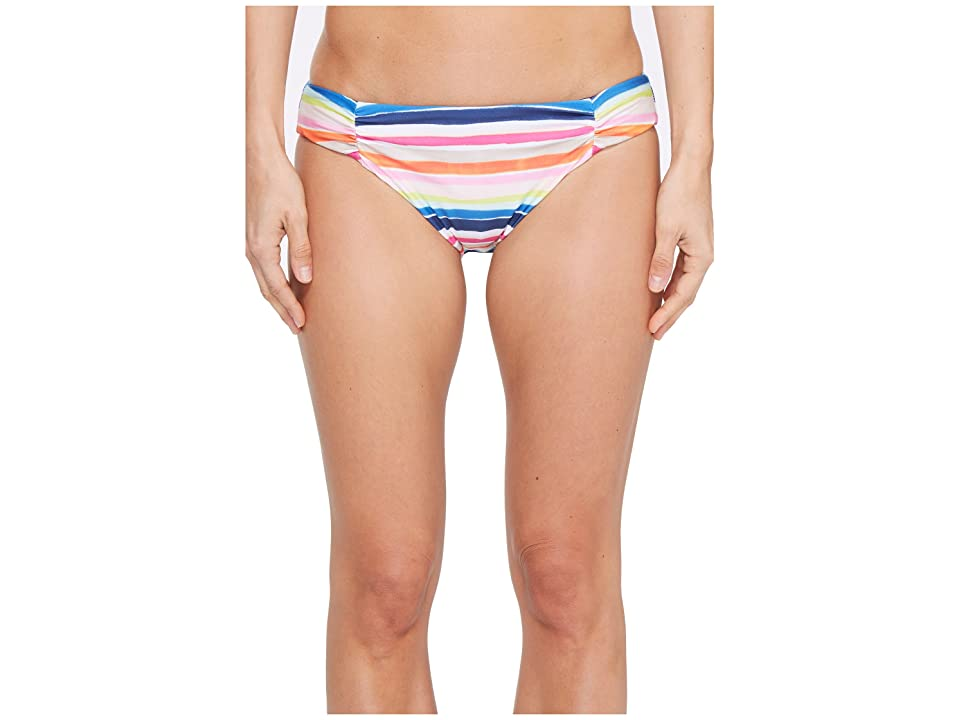 Splendid Watercolor Horizon Reversible Retro Pants (Multi) Women