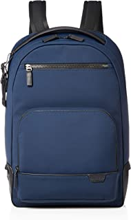 TUMI - Harrison Warren Laptop Backpack - 15 Inch Computer Bag for Men and Women - Navy