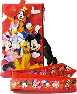disney zipper pouch