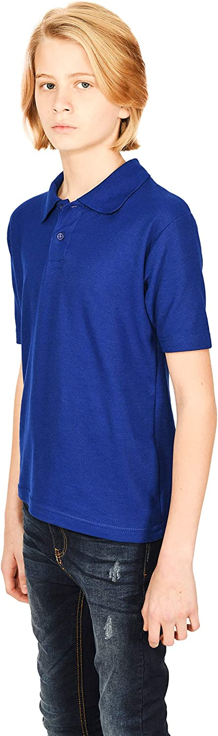 CASUAL CLASSIC C101B Youth Polo