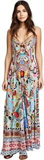 Camilla Women's Close to My Heart Tie Front Dress