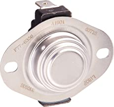 Emerson 3L02-180 Snap Disc Limit Control with Manual Reset