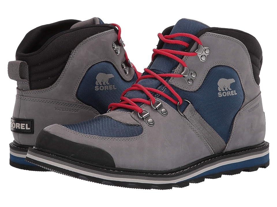 SOREL Madsontm Sport Hiker Waterproof (Carbon) Men