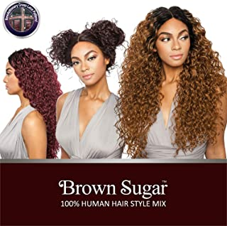 Best brown sugar versatile lace wig Reviews