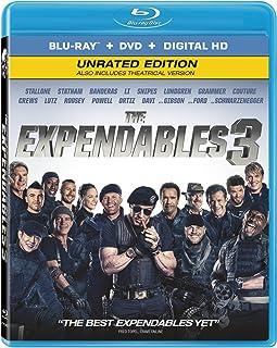 Expendables 3 [Edizione: Stati Uniti] [Italia] [Blu-ray]