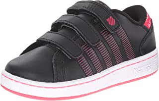 k-SWISS Lozan 3-Strap Sneaker (Little Kid)