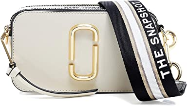 Marc Jacobs Snapshot New Cloud White Multi One Size