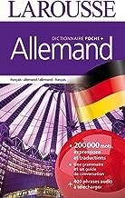 Dictionnaire Larousse de poche plus allemand - francais / francais - allemand (French and German Edition) (French Edition)