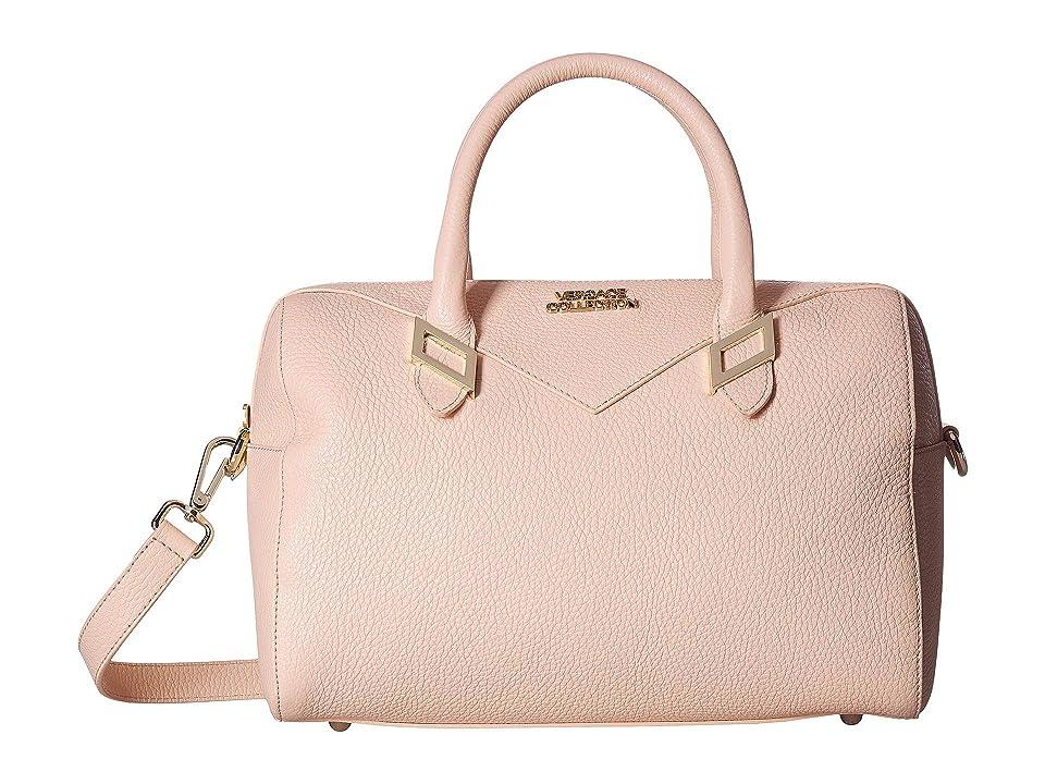 Versace Collection Top-Handle (Blush) Handbags