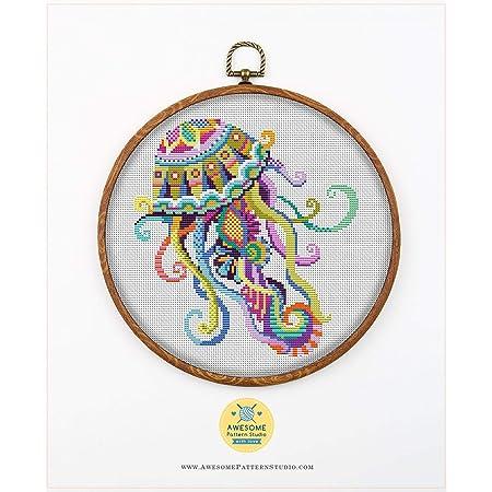 Cross Stitch Designs Funny Animals Cross Stitch World Mandala Zebra #K273 Embroidery Cross Stitch Kit Embroidery Designs Cross Stitch Patterns