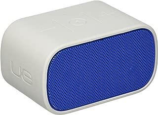 Logitech UE Mobile Boombox Bluetooth Speaker and Speakerphone - Blue Grill/Light Grey