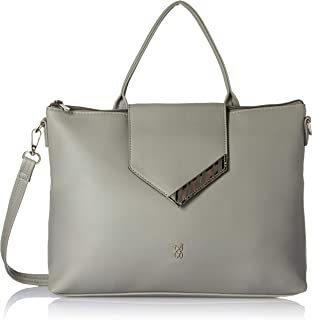 Baggit Women's Handbag (Grey)