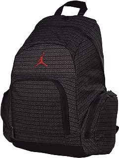 Nike Jordan Jumpman 23 Black School Book-bag Laptop Sleeve Backpack