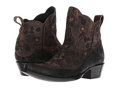 Old Gringo Bonnie Short (Brown/Black) Cowboy Boots