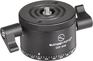 SUNWAYFOTO Indexing Rotator DDP-64M DDP64M for Tripod Head Sunway