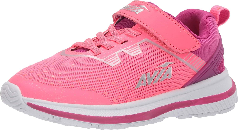 Avia Unisex-Child Avi-Maze Sneaker