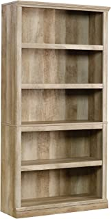 Sauder 5-Shelf Bookcase, L: 35.28