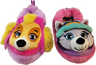 Paw Patrol Slippers for Girls with Skye and Everest