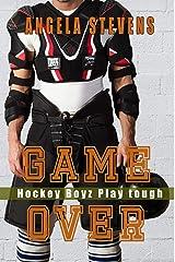Game Over: Contemporary Sport Romance (Hockey Boyz Book 2) Kindle Edition