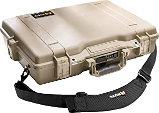 Pelican 1495 Laptop Case With Foam (Desert Tan)