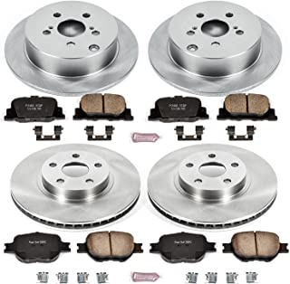 Autospecialty KOE2315 1-Click OE Replacement Brake Kit