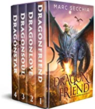 Dragonfriend Treasury - The Complete Dragonfriend Series