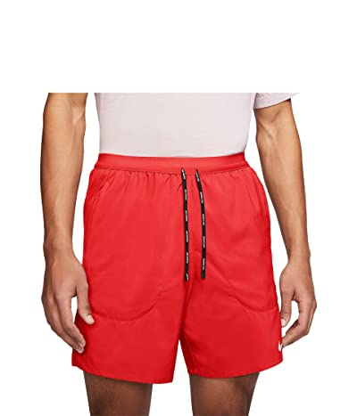 Nike Flex Stride Shorts 7 BF (Chile Red/Reflective Silver) Men