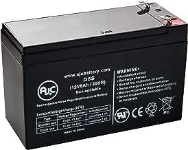 Liebert GXT2-1000RT120, GXT2-1500RT120 12V 8Ah UPS Battery - This is an AJC Brand Replacement