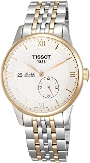 Tissot T0064282203800 Le Locle Mens Watch - Two-Tone Stainless Steel