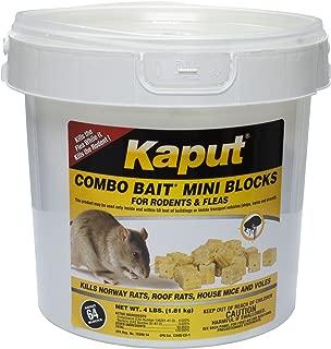 Kaput Combo Bait Mini Blocks (2) 4lb Pails