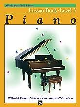 piano book level 3