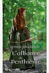 L'alliance de Penthièvre (Aliénor) Format Kindle