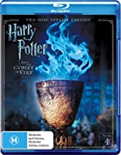 Harry Potter: Year 4 (Harry Potter and the Goblet of Fire) (Special Limited Edition) (Blu-ray)